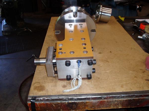 Gooseneck adapter